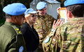 UNFICYP Head of Mission and Force Commander visit Sectors